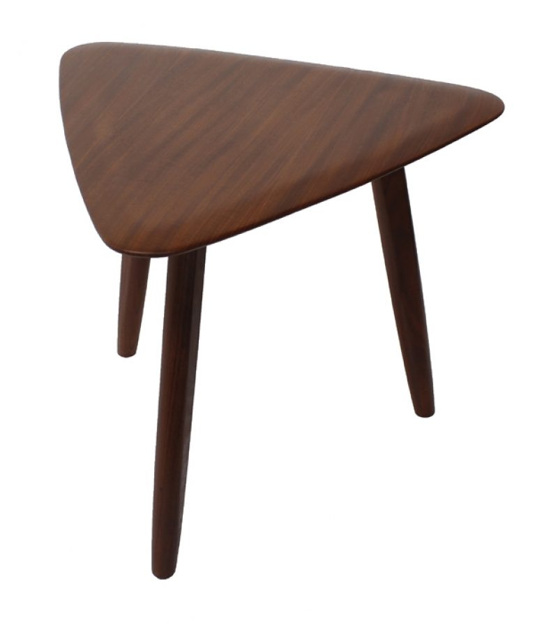 1950/60s Afromosia Teak Side Table * Jan Kuypers *