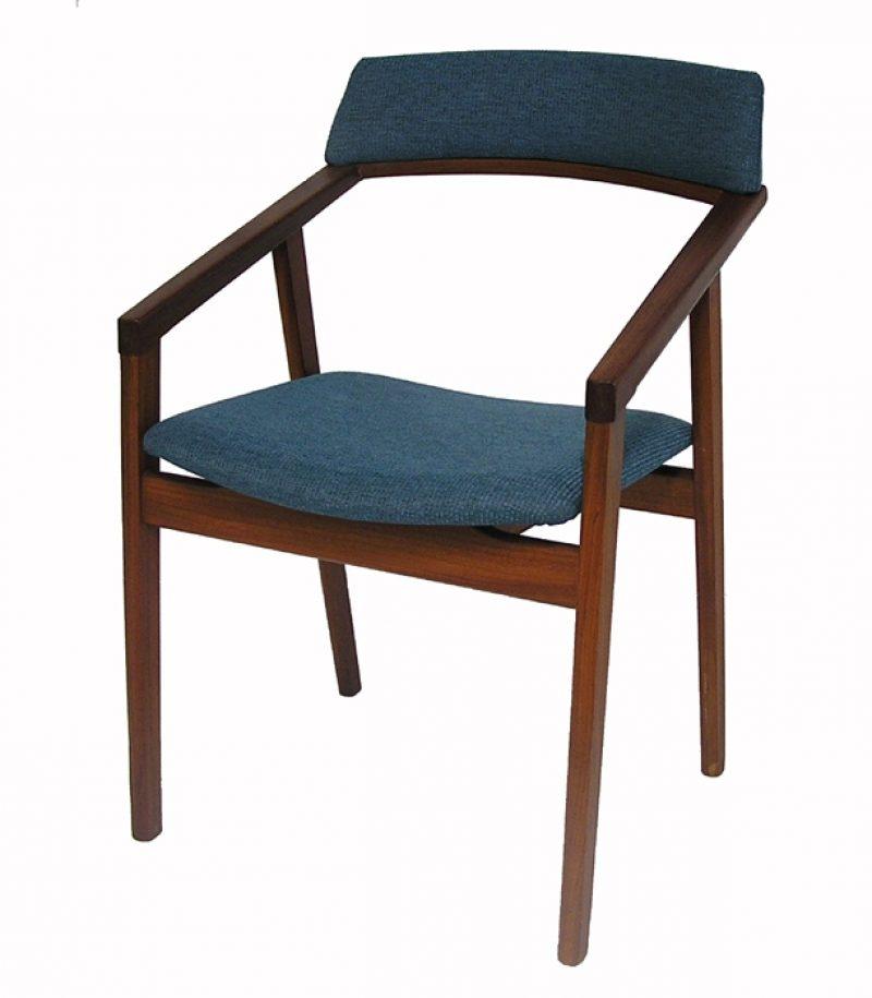 1960s Teak Occasional Side Chair *Denmark *
