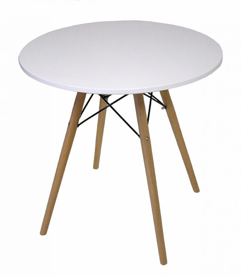 Dowel Base Bistro/Dinette Table