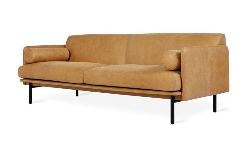 Foundry Sofa by Gus* Modern (Leather)