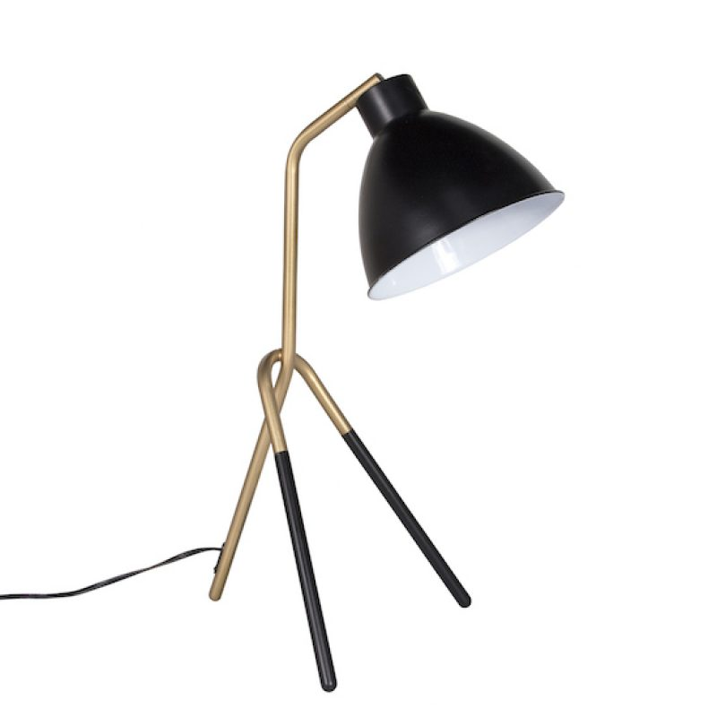 Tripod-Leg Metal Table Desk Lamp *3 Available*