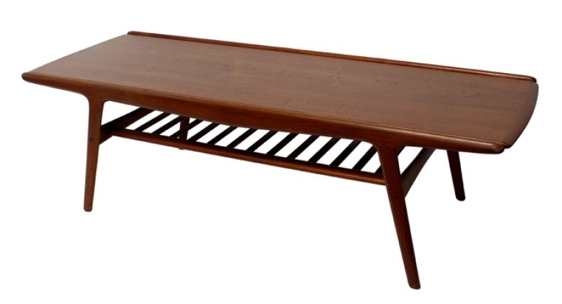 1950s Teak Coffee Table * Arne Hovmand-Olsen *