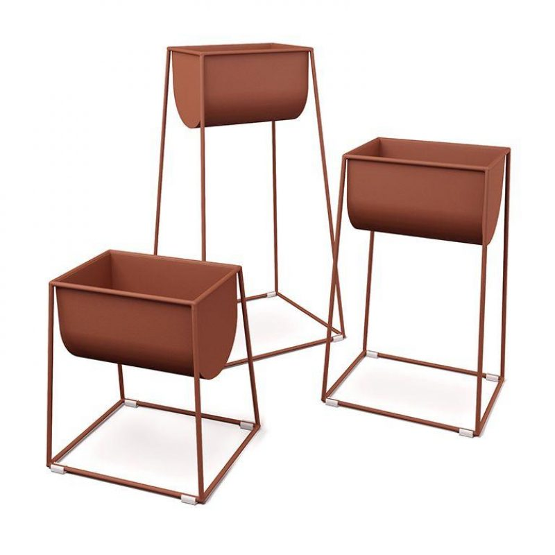 Modello Planters by Gus* Modern (Set of 3)