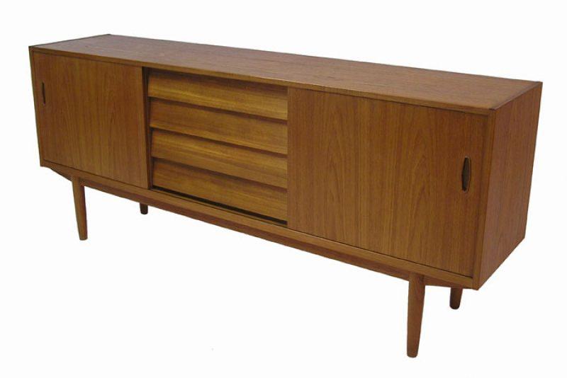 1960s Teak Sideboard *Nils Jonsson*