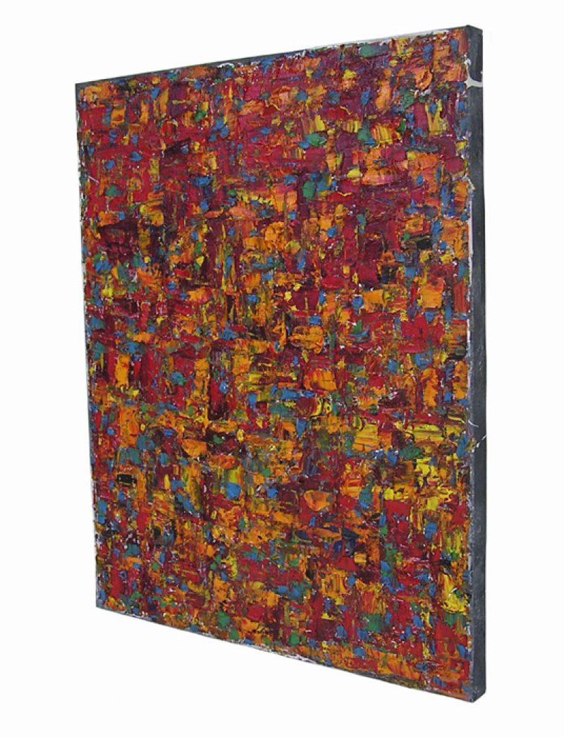 """BLISS"" Original Oil on Canvas Art by Roman Rozumnyj"