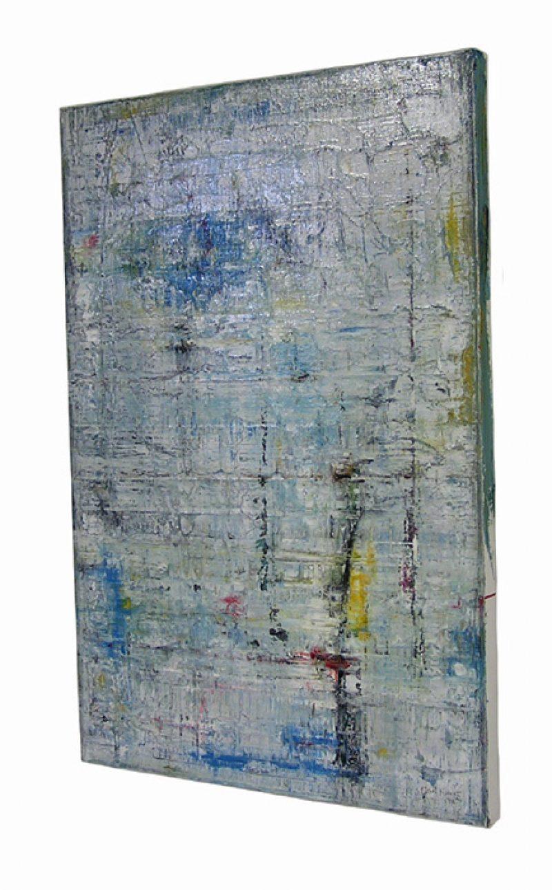 """SERENITY"" Original Oil on Canvas Art by Roman Rozumnyj"