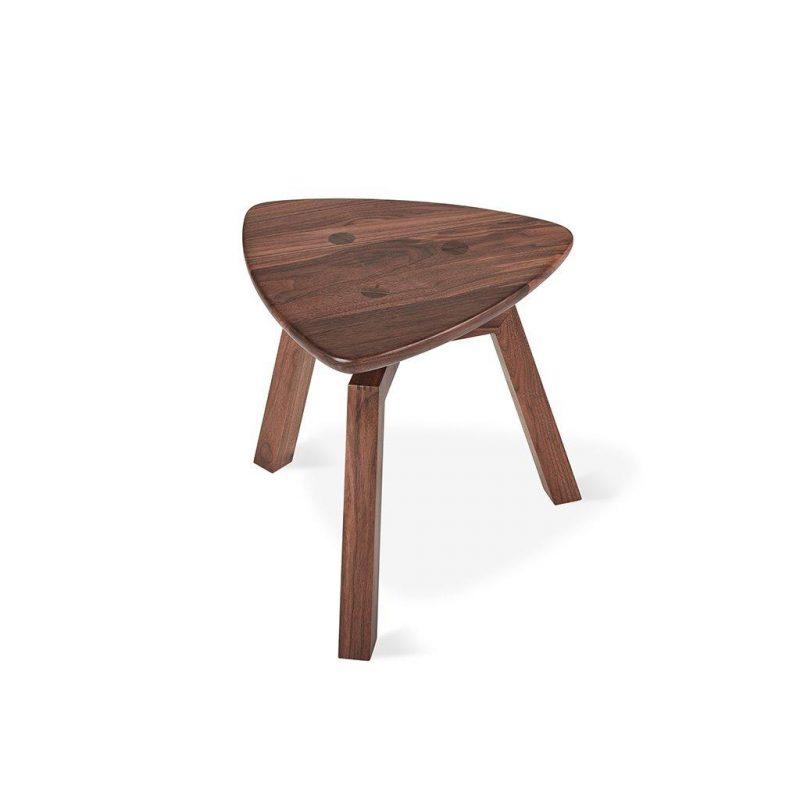 Solana Triangular End Table by Gus* Modern