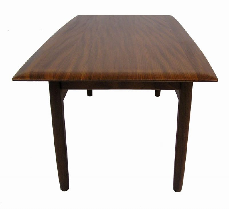 1960s Solid Teak Coffee Table By Jan Kuypers Hoopers Modern