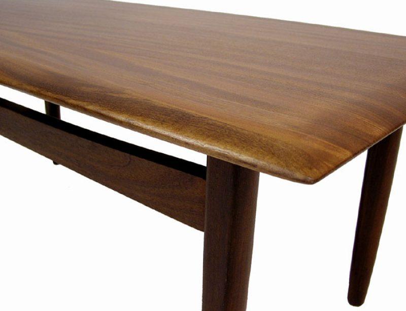 1960s Solid Teak Coffee Table By Jan Kuypers Hoopers Modern