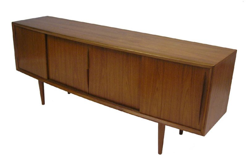 1960s Danish Teak Sideboard *H.P. Hansen*