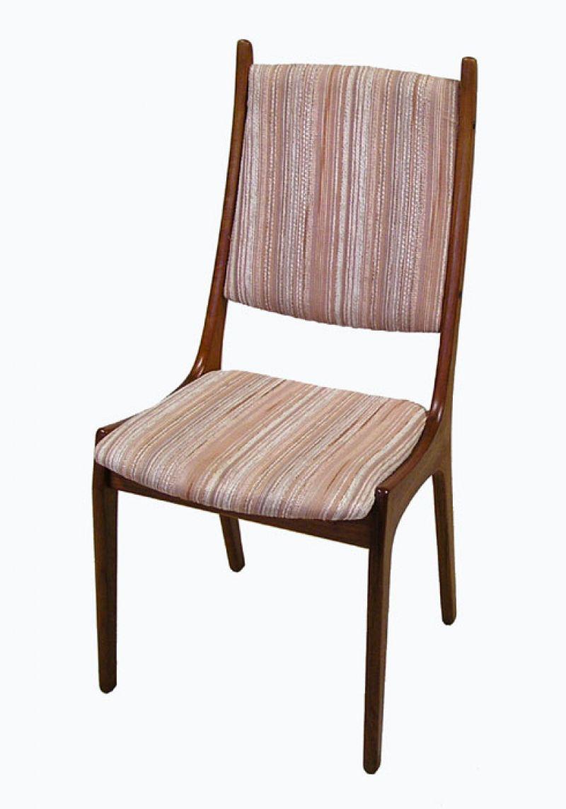S teak dining chairs set of hoopers modern