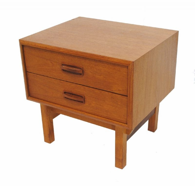 1960/70s Teak Night Table
