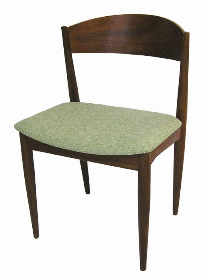 1960s Danish Teak Dining/Side Chair