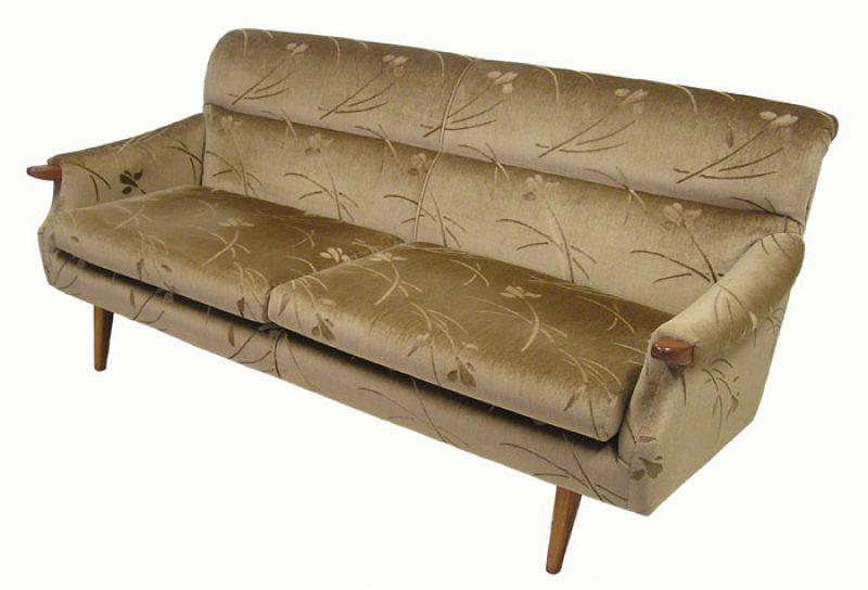 1960/70s Teak Sofa