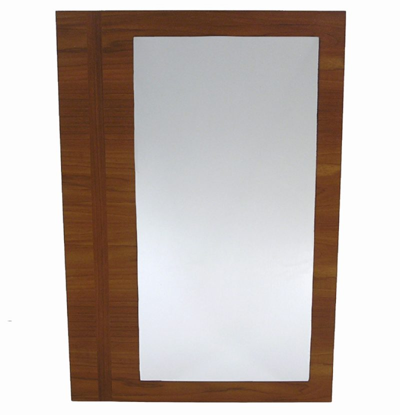 1960/70s Teak Wall Mirror *RS Associates*