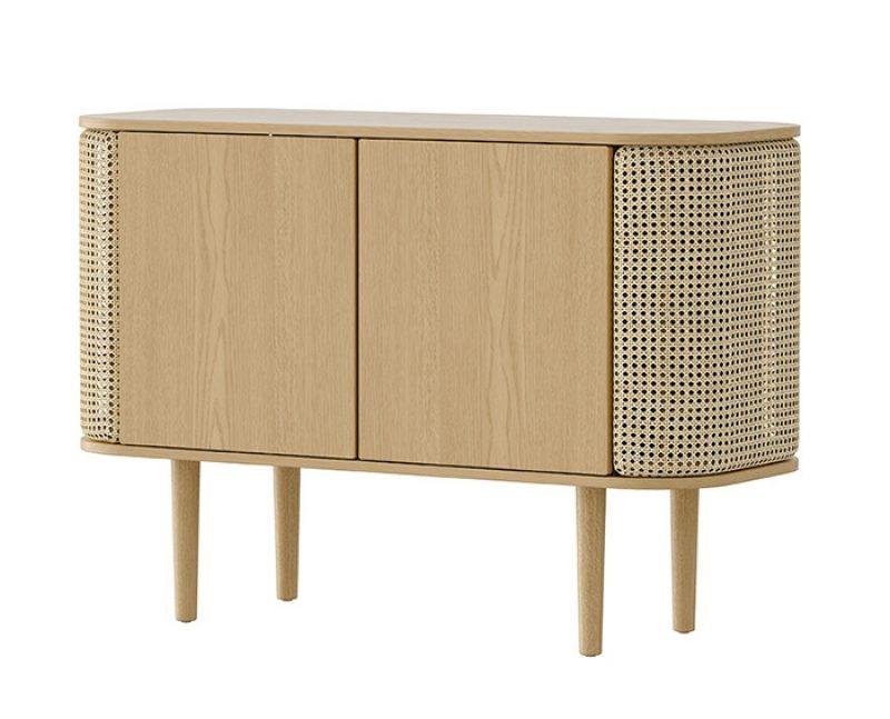 Treasures 2-Door Oak Cabinet by Umage * Denmark *