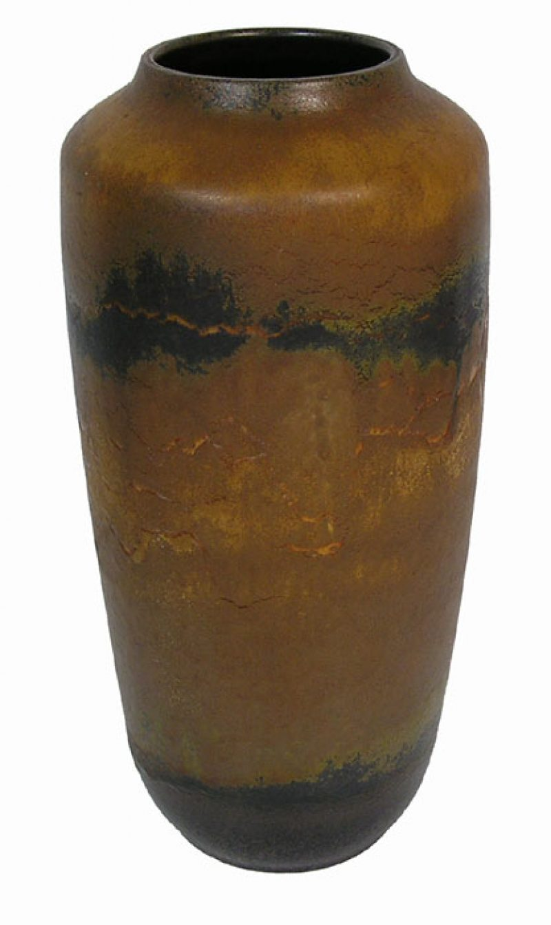 1960/70s Large West German Pottery Vase