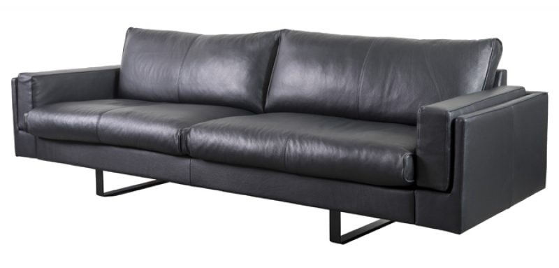 Endless Leather Sofa by Fjords of Norway