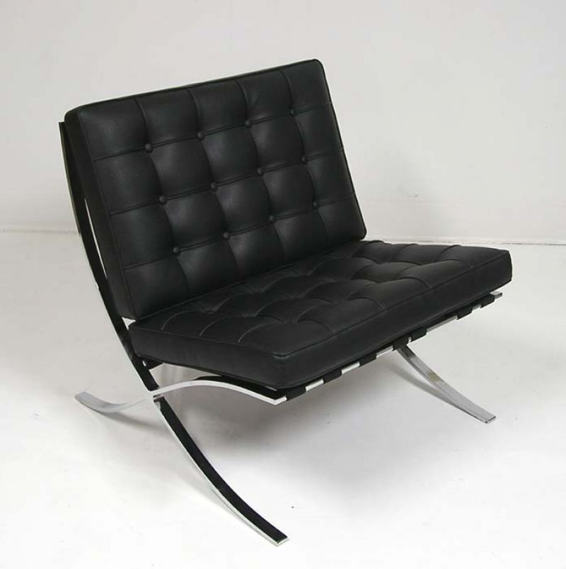 furnicons set and at with chair barcelona eur ottoman black online com