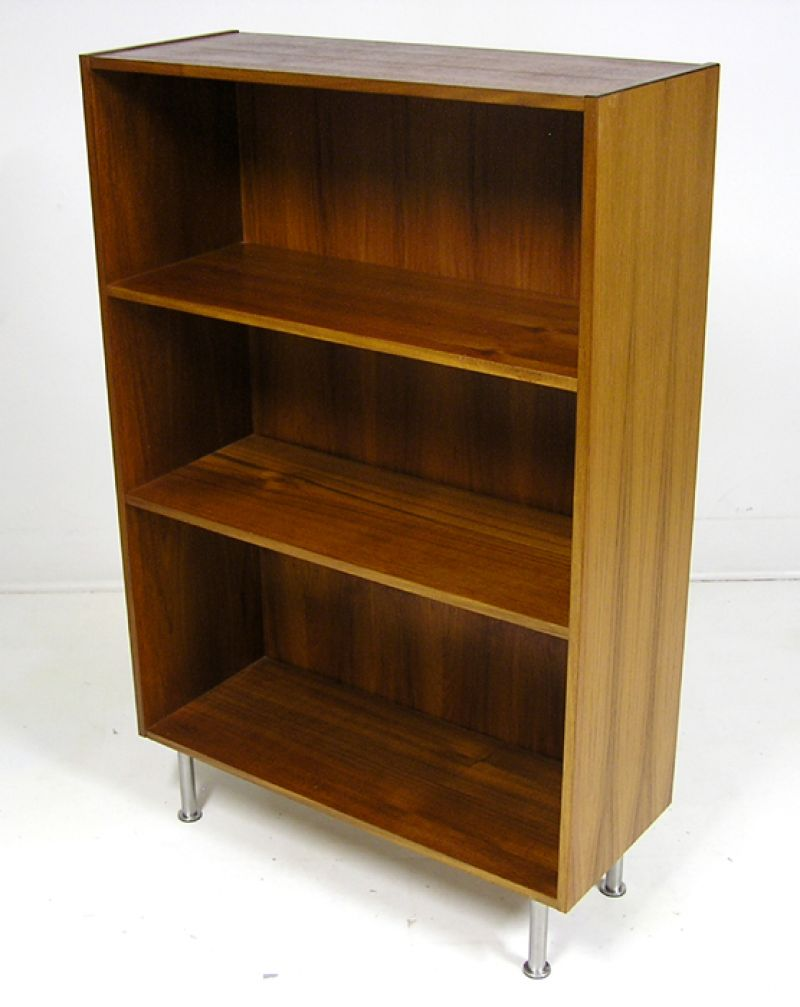 Danish Teak Bookshelf Hoopers Modern
