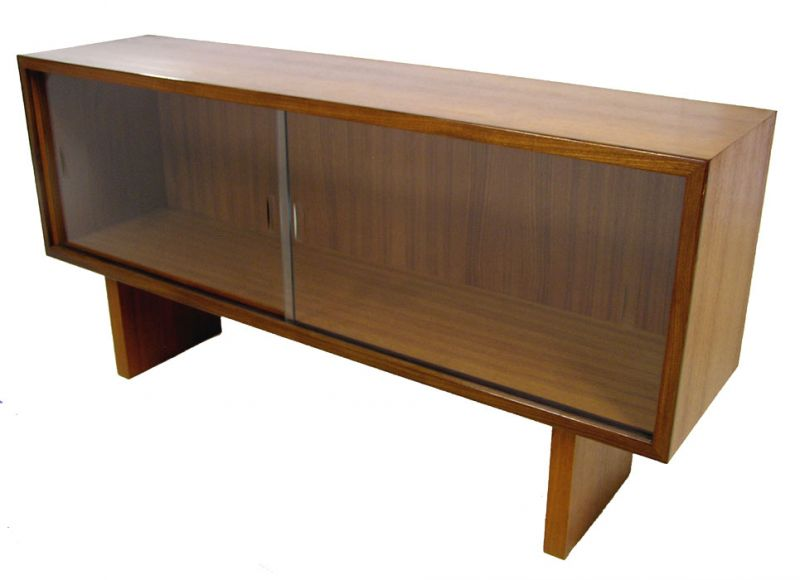 1960/70s Teak Bookshelf Hutch