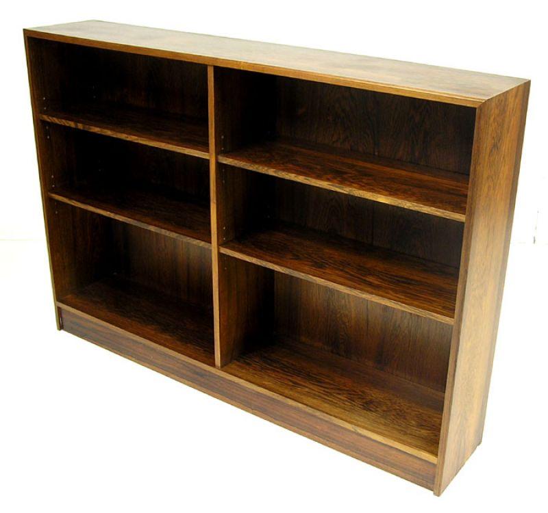 Rosewood Bookshelf Denmark Hoopers Modern