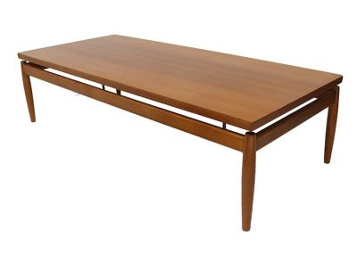 1960s Danish Teak Coffee Table * Grete Jalk *
