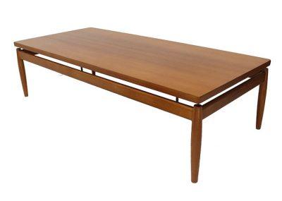 1960s Danish Teak Coffee Table * Grete Jalk *