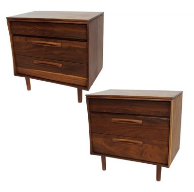 1960s Afromosia Teak Chests  * Jan Kuypers *