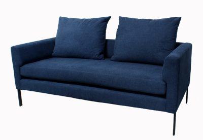Loft Loveseat Sofa by G Romano