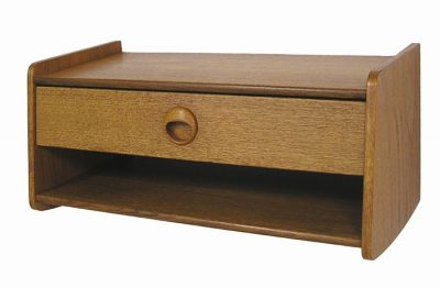 1960s Teak Wall Mount Entry/Hall Chest *Norway*