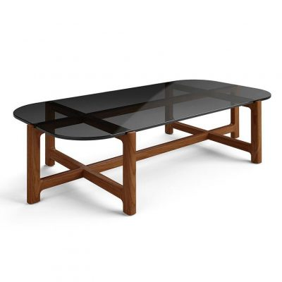 Quarry Rectangular Coffee Table by Gus* Modern