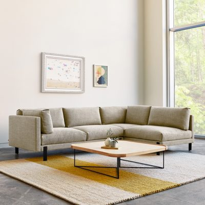 Silverlake Sectional by Gus* Modern