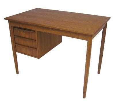1960s Small Teak Desk *Denmark*