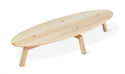 Solana Oval Coffee Table by Gus* Modern