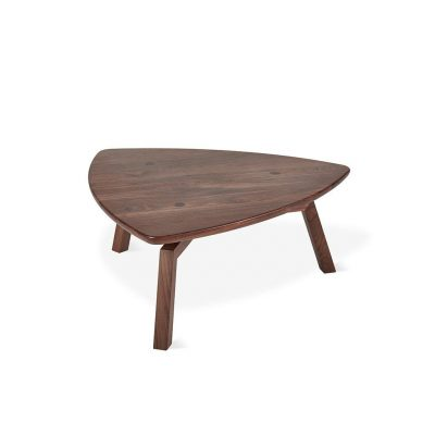 Solana Triangular Coffee Table by Gus Modern