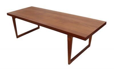 1960s Teak Coffee Table