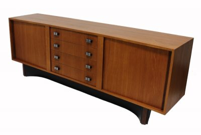 1960/70s Teak Dresser / Sideboard * RS Associates *