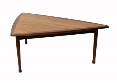 "1960s Teak ""Guitar Pick"" Coffee Table"