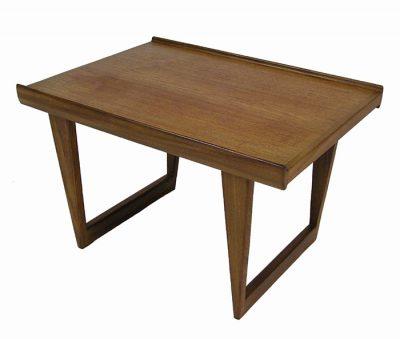 1960s Teak Side/End Table