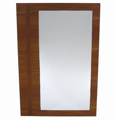 1960/70s Teak Wall Mirror *RS Associates*