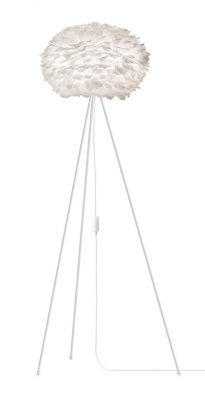 Tripod Eos Feather Floor Lamp by Umage * Medium *