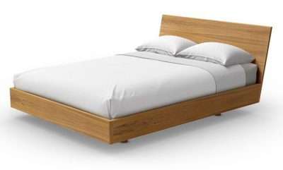 Urbana Bed by Mobican