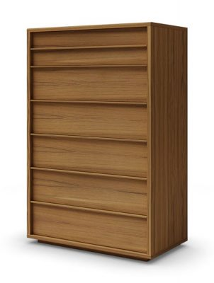 Urbana High Chest by Mobican