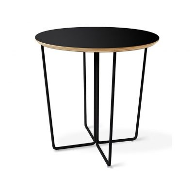 Array End Table by Gus* Modern (Black)