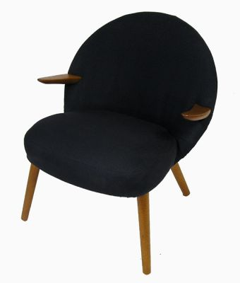 1950s Kurt Olsen Easy Chairs *Denmark*