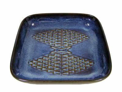 "1960s Danish ""Soholm"" Pottery Bowl *Einar Johansen*"
