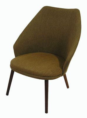 1950s Danish Modern Easy Chair