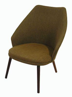 1950s Danish Modern Easy Chair