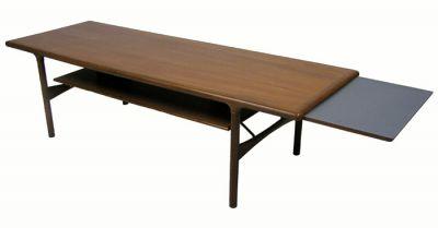 1960s Teak Coffee Table w/Extension *Denmark*